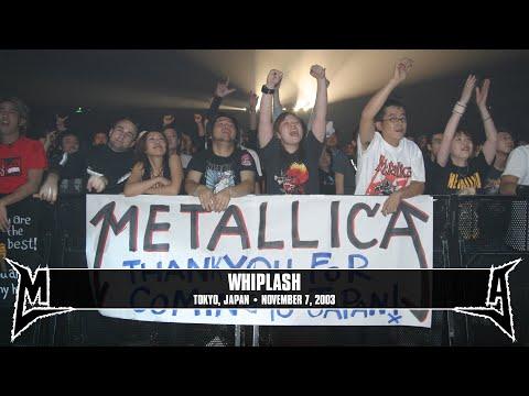 Metallica: Whiplash (MetOnTour - Tokyo, Japan - 2003) Thumbnail image