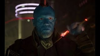 Guardians of the Galaxy Vol. 2: Youndu Arrow Scene HD