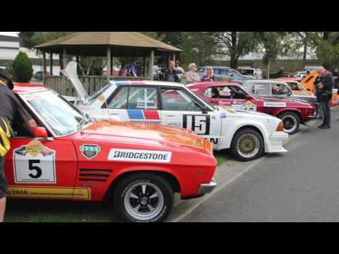 Aussie Muscle Car Cruise 2016