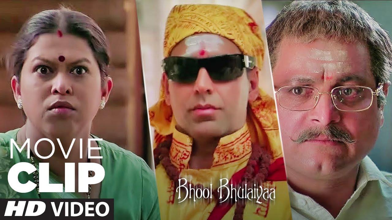 Download Pagal Khana Khol Rakha Hai Tum Logo Ne   Bhool Bhulaiyaa   Movie Clip   Akshay Kumar, Vidya Balan