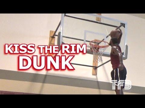 "6'0"" Will Bunton KISSES the RIM while DUNKING! #SCtop10"