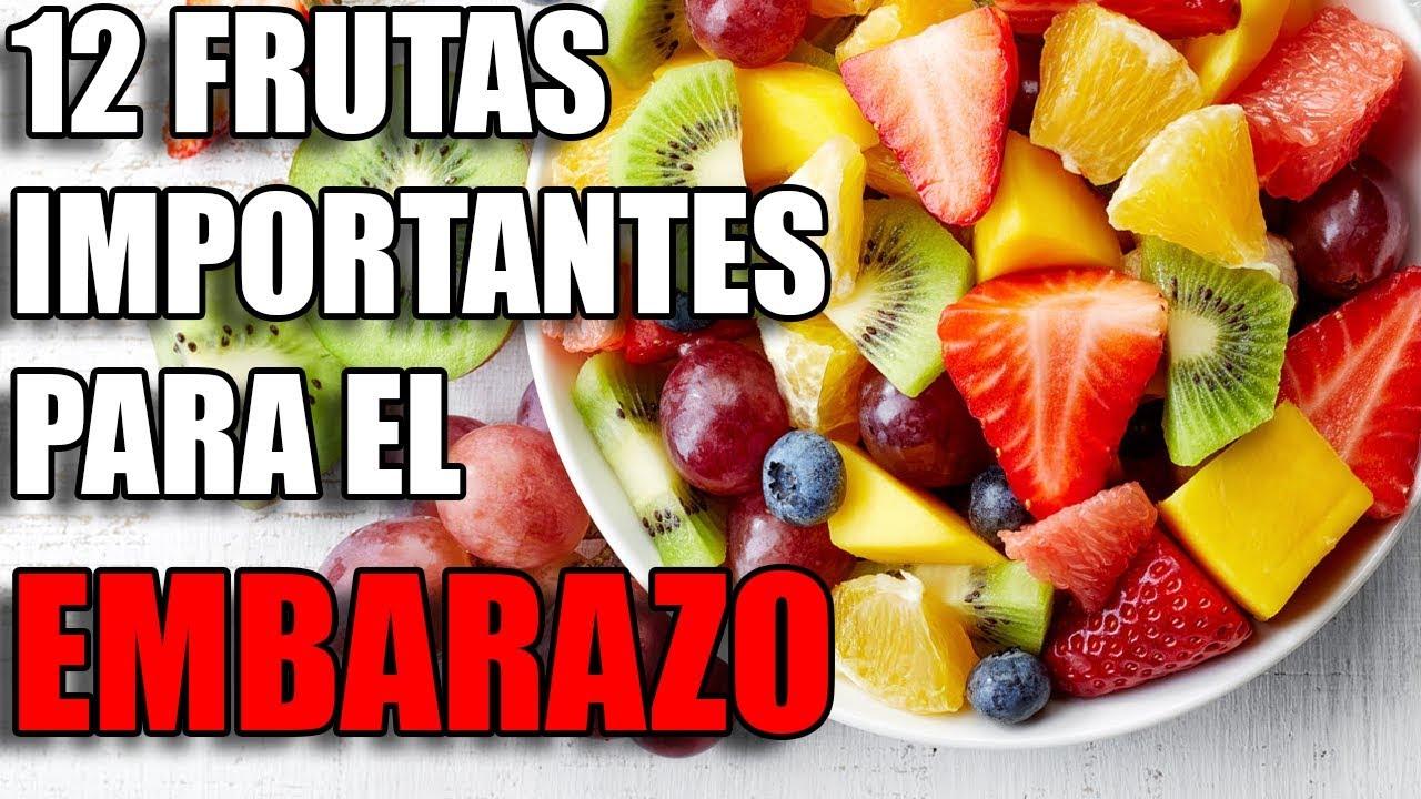 frutas para embarazadas con diabetes gestacional