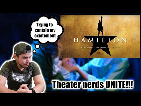 Hamilton – Official Trailer is Finally Out!!! | Reaction