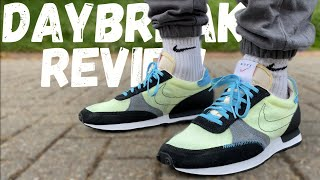 NIKE DAYBREAK TYPE REVIEW|BETTER OR WORSE?