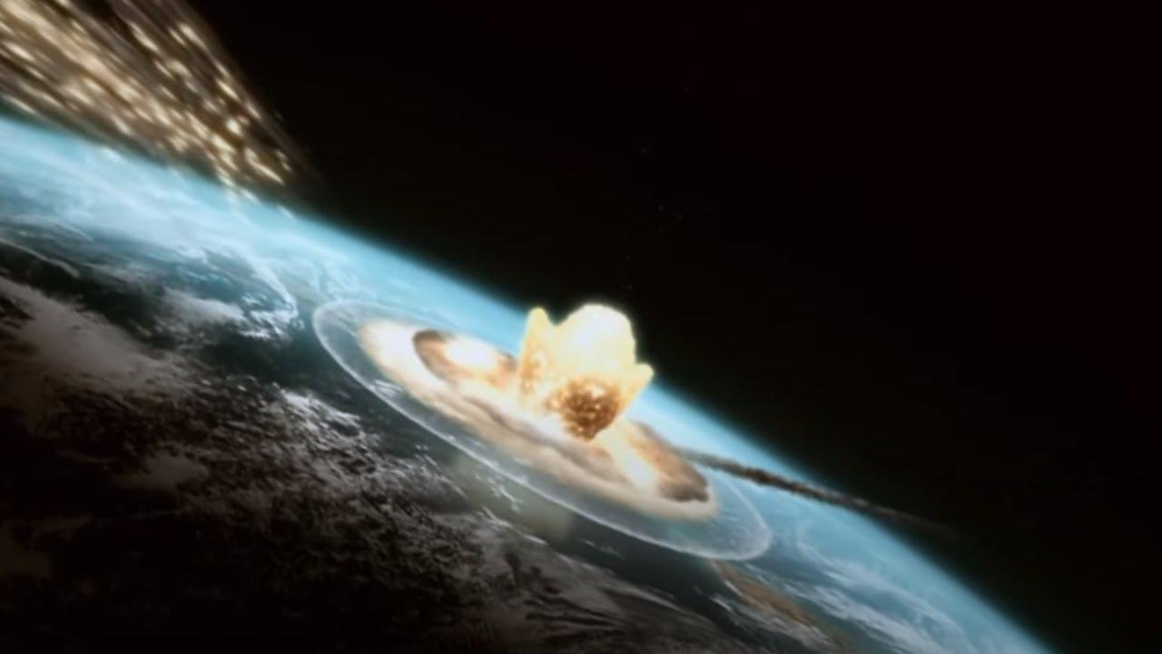 Download Dlaczego uderzająca w Ziemię planetoida zabiła wszystkie dinozaury? [Gwiezdne bitwy]