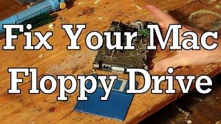 How to Fix Your Macintosh Floppy Drive