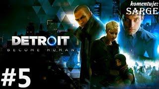 Zagrajmy w Detroit: Become Human [PS4 Pro] odc. 5 - Policyjne dochodzenie