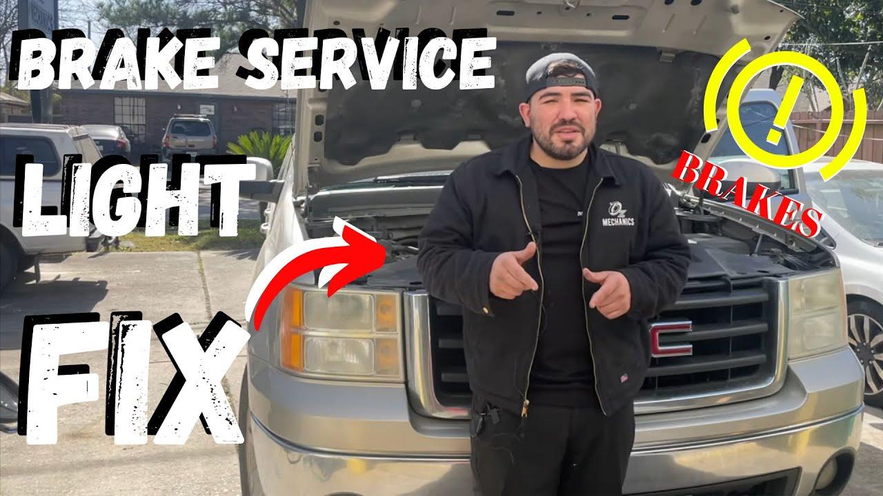 Download Sierra/Silverado brake light problem