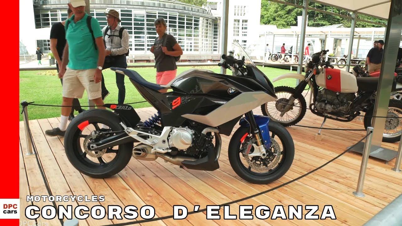 902fea9572c Motorcycles At Concorso d'Eleganza Villa d'Este 2018 - YouTube