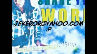 Jireh Lim Share Your World lyrics.mp3