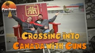 Video RVing North to Alaska: Crossing the Canadian border legally with guns, how you can too! download MP3, 3GP, MP4, WEBM, AVI, FLV Juli 2018