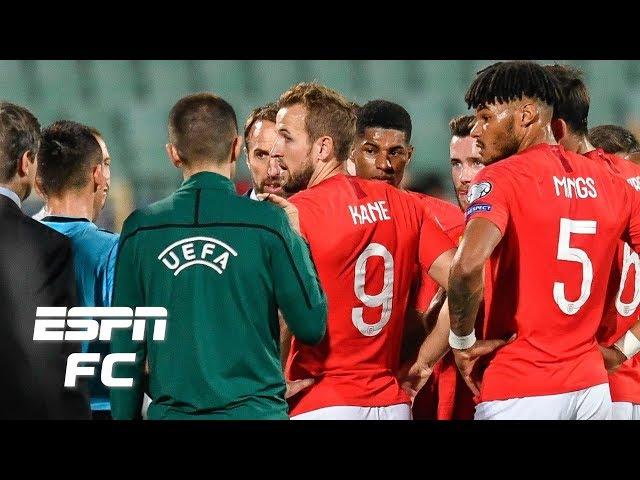 Racism sours England win vs. Bulgaria | Euro 2020 Qualifying