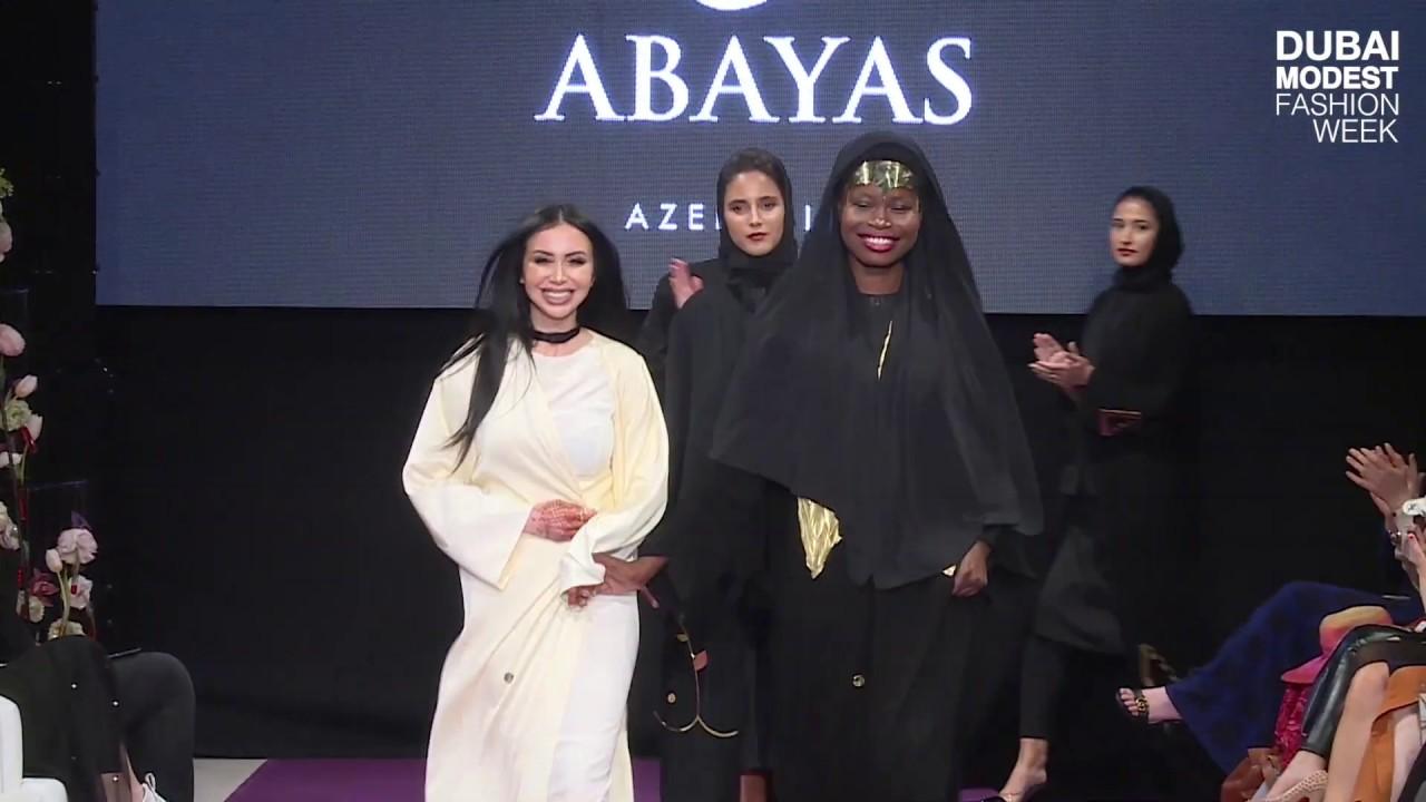 Lyaman Hajiyeva - Dubai Modest Fashion Week 2019