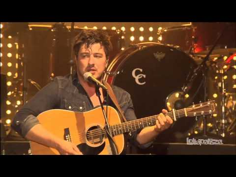 Roll Away Your Stone - Mumford & Sons (Lollapalooza 2013) [HD]