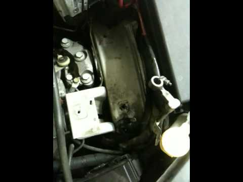 MY 03 Saab 9-3 Vector problem solved - YouTube