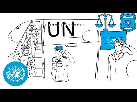 How to Get a Job in a United Nations Mission - UN Peacekeeping and Special Political Missions
