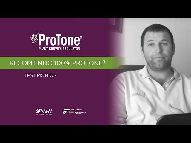 💪🍇 ProTone (Testimonios)