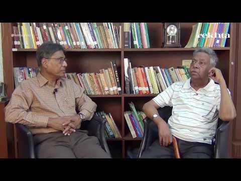 Waseem Ahmad Saeed in conversation with Prof. Anisur Rahman at Rekhta Studio