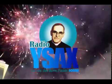 Recopilación de las Fiestas titulares en Honor al Divino Salvador-Radio YSAX