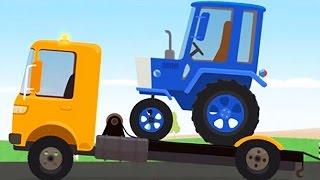 Doktor Mac Wheelie - Der Abschleppwagen hat eine Panne! | Kindercartoon
