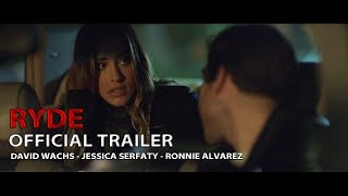 RYDE Official Trailer (2017) Horror -Jessica Serfaty