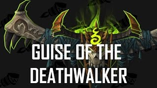 Guise of the Deathwalker (Havoc Demon Hunter - Hidden Artifact) - Guide  - Into Depth