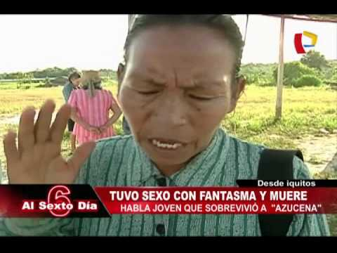 Iquitos: el impactante testimonio de la segunda víctima del fantasma de 'Azucena'