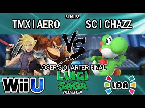 LCA Weekly 65 Singles - Aero vs Chazz - [L] Quarter  Final