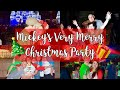 Mickey's Very Merry Christmas Party 🎄🎉 | Family Disney Vlogs | Disney At Heart