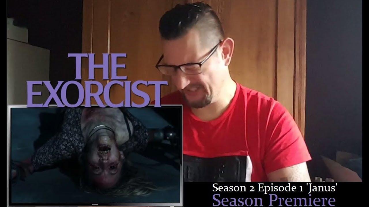 Download The Exorcist Season 2 Episode 1 'Janus' SEASON PREMIERE REACTION