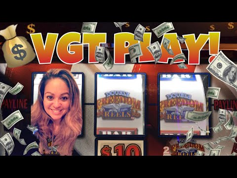 VGT LIVE PLAY! BIG WINS! HAND PAY! - 동영상