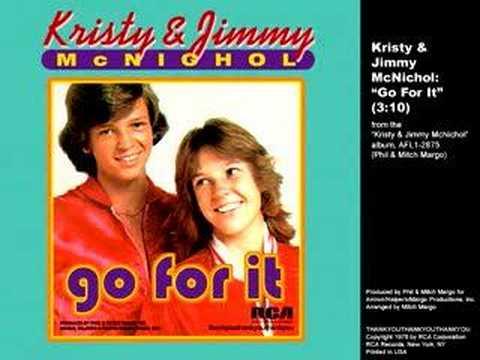 "Kristy & Jimmy McNichol ""Go For It"" (1978) - YouTube  Jimmy"
