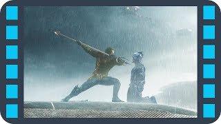 Aquaman fights with Orm  — Aquaman (2018) Scene 5/5