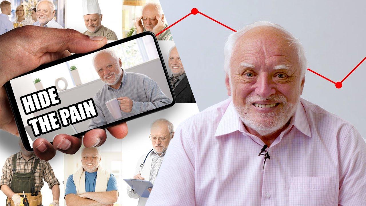 Hide The Pain Harold Memes Imgflip