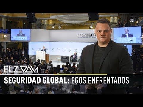 Seguridad global: Egos enfrentados. Con la participación de Julián Schvindlerman