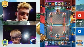 TMD Yao Yao VS Soking | Clash Royale King's Cup 2017 - $200,000 Clash Royale Tournament - Day 2
