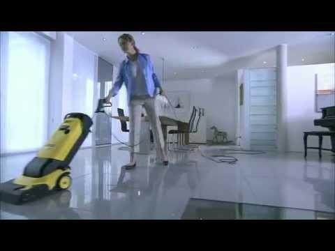 fregadora de pisos karcher br 30 4 c youtube. Black Bedroom Furniture Sets. Home Design Ideas