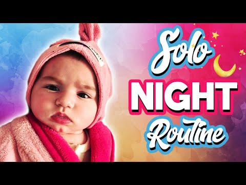 MOMMY NIGHT ROUTINE! (BABY AND TODDLER)   WORKING MOM BEDTIME ROUTINE    But Olive U More