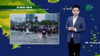 Thời tiết 12h 24/01/2019: Ngập lụt các vùng trũng thấp ở Sài Gòn | VTC14