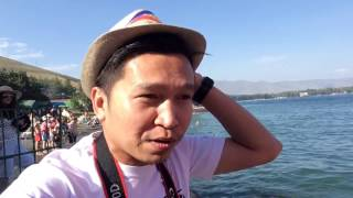 PINOY EXIT TO ARMENIA (Sevan Lake, second biggest lake in the world) video 14