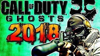 Here's What COD Ghosts is Like in 2018