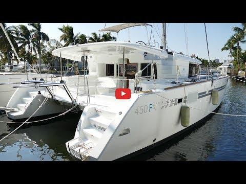 """2017 Lagoon 450 Catamaran For Sale """"Annie"""""""
