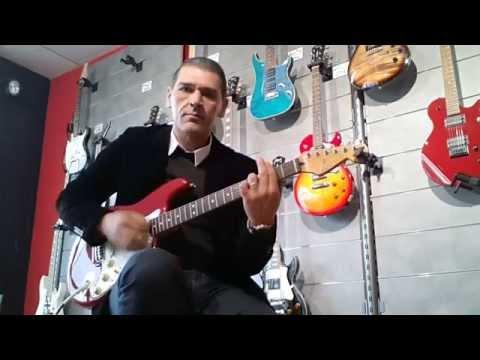 Fender Stratocaster Std  Made In Mexico 1993 Sound Teste (BY MOMO)