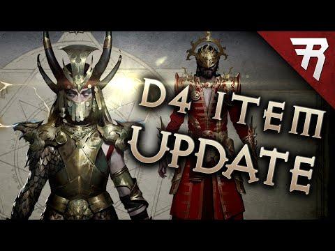 Diablo 4 News Update: Dev Responds To Item Issues