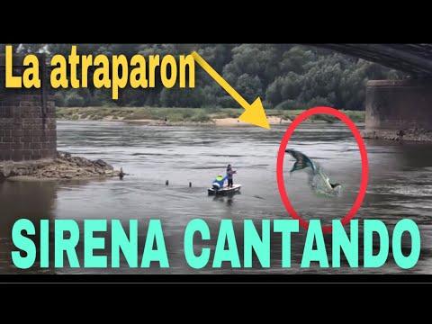 Graban Sirena Real Cantando -ATRAPADA (Nuevo Video)