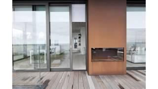 Nilsson Villa Modern Beach House With Black And White Interior Design In Sweden Homesthetics Inspiri