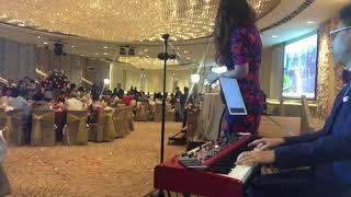 你的名字我的姓氏 Singapore Wedding Live Band, Wedding Singer, Wedding Emcee - Dreambird Music