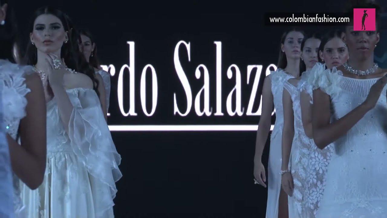 Pasarela Bernardo Salazar - Cúcuta Fashion Week 2017