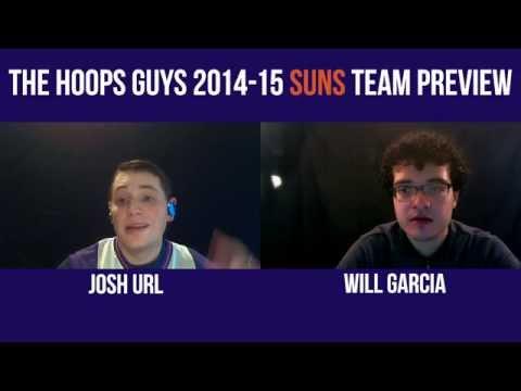2014-15 Phoenix Suns NBA Team Preview Podcast