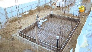 видео Bиды фундаментов в строительстве